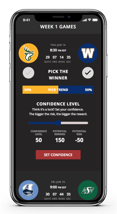 How To Play | Total CFL Pick 'Em